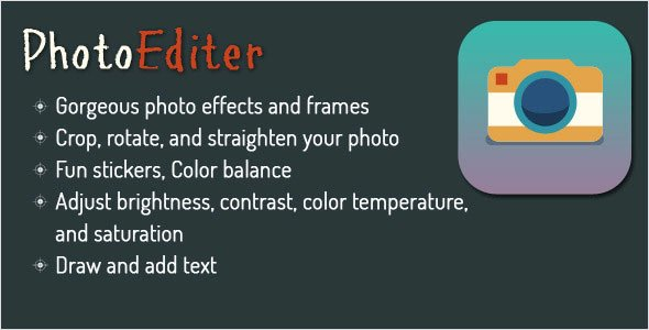 Photo Editor for Android - Using Aviary By ADMIN